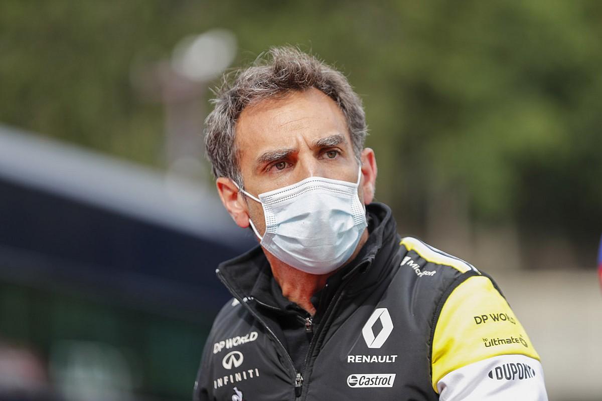 A Renault nem érti, mitől lett vasárnap versenyképes az autójuk