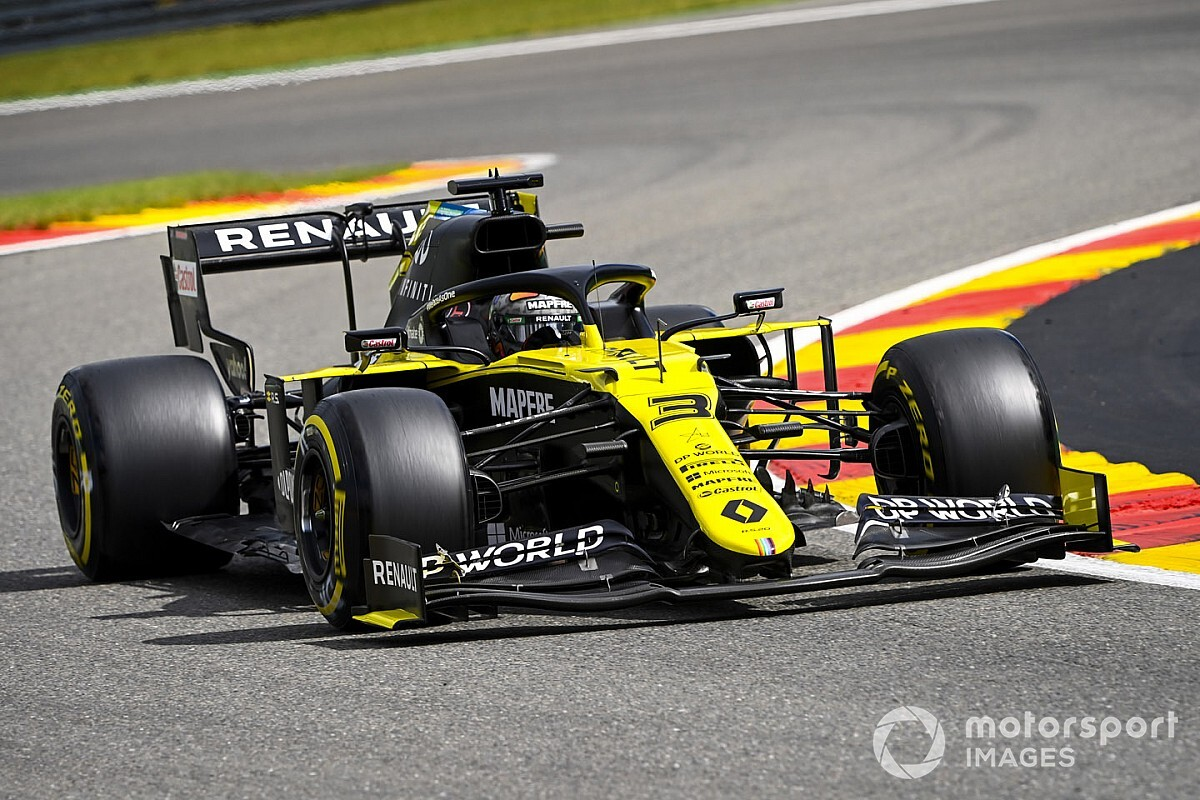 "Ricciardo: Set-up ""sweet spot"" has transformed Renault"