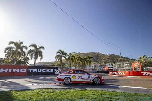 Townsville locked down as Supercars round looms