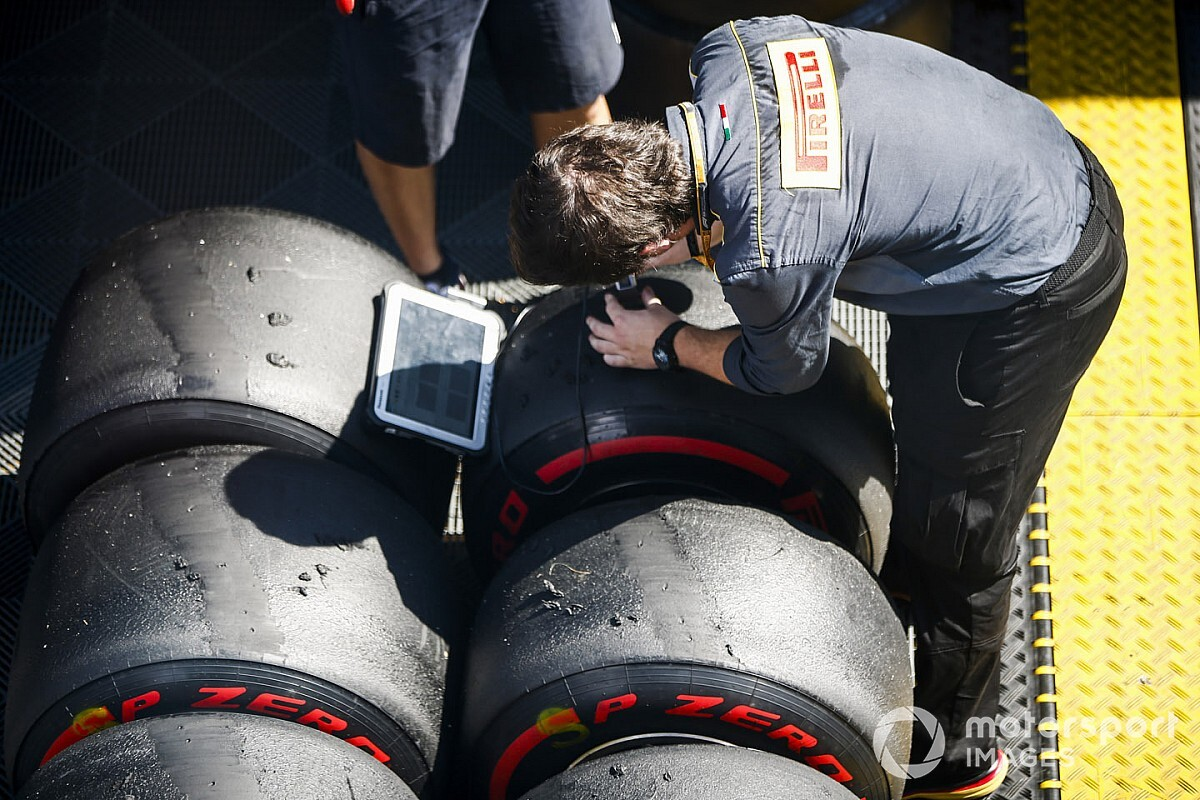 ピレリ、ポルトガルGPでタイヤテストを実施。結果次第では来季新構造のタイヤに?