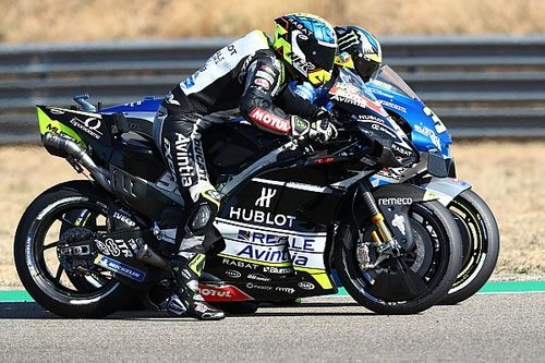 Смотрите прямо сейчас: гонка Гран При Теруэля MotoGP