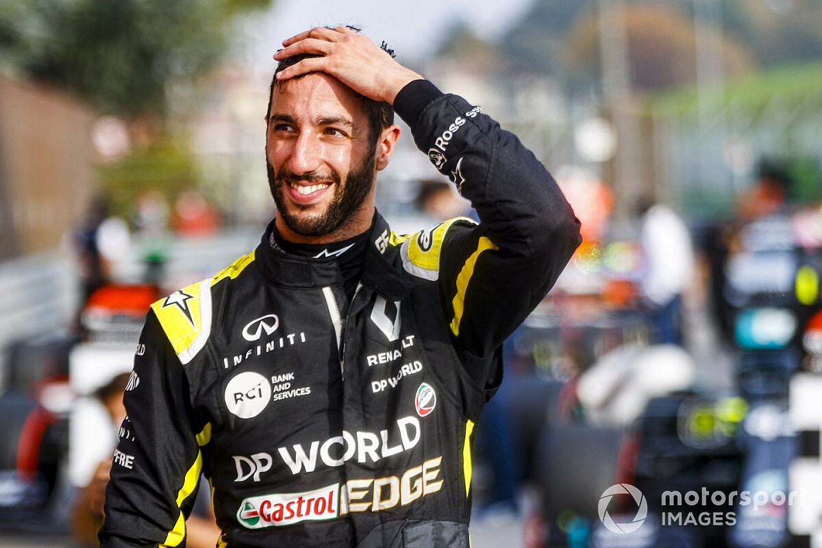 Ricciardo: 2020 the most fun F1 season for me in years
