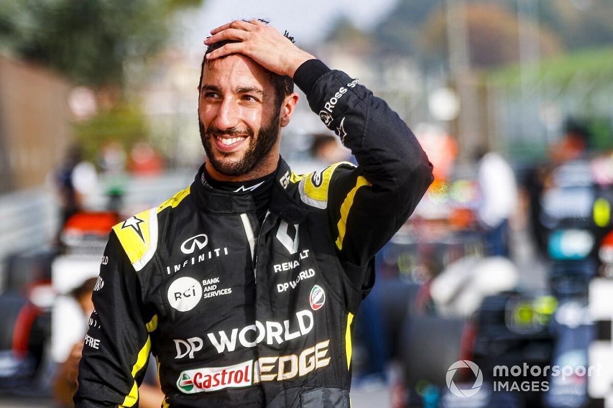 Ricciardo afirma que 2020 foi sua temporada de F1 mais divertida desde 2016