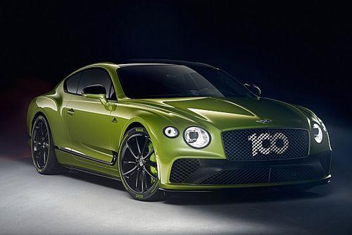 Bentley Continental GT Pikes Peak by Mulliner, comincia la produzione