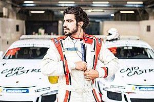 """Caio Castro disputará Porsche Cup e terá Barrichello como 'tutor': """"Frio na barriga"""""""