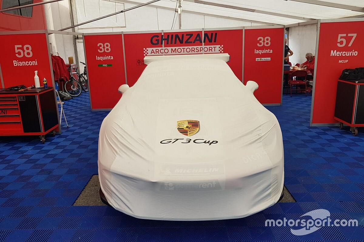 """Carrera Cup Italia, Monza: via alla finale con Iaquinta in... """"mistery livery"""""""