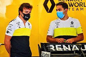 """Permane: """"Alonso'nun hızı ve adapte olabilme yeteneği inanılmaz"""""""