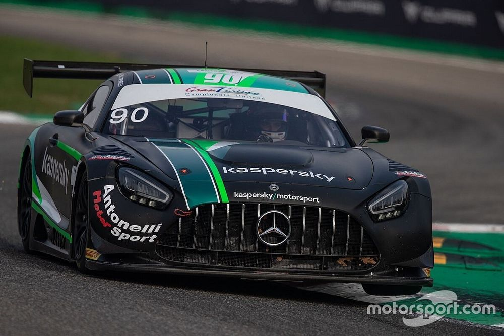 GT Italiano, Monza, Libere 3: acuto di Spinelli e Moiseev