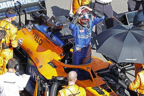 McLaren: szívás, hogy ilyen az autónk