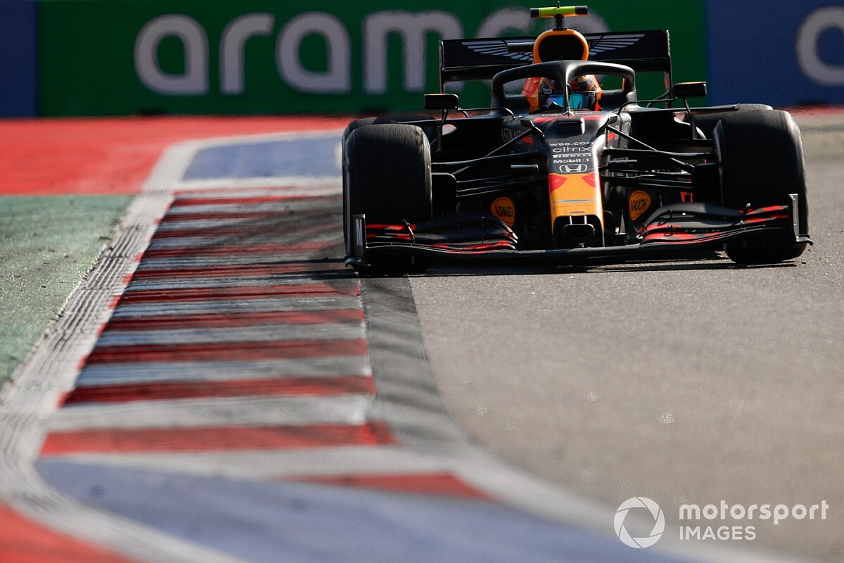 Albon's sensitivity exposed by Sochi F1 layout - Horner