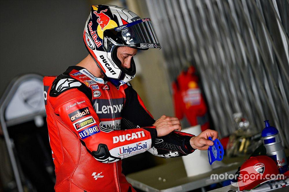 Yamaha quiere reemplazar a Lorenzo por Dovizioso como probador