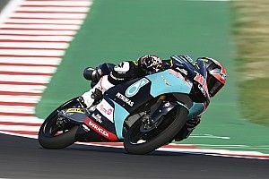 Moto3, Misano, Libere 3: McPhee davanti a Vietti