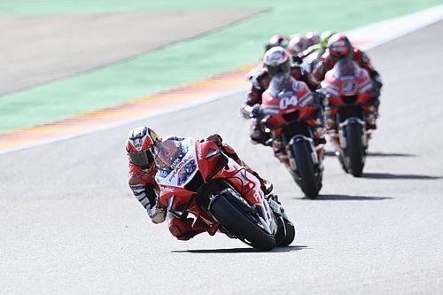 Ducati Lebih Efektif dan Nyaman dengan Enam Pembalap