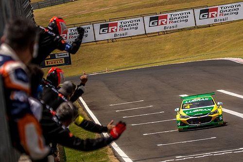 Stock Car: Júlio Campos vence no Velocitta em sua prova 200 na categoria