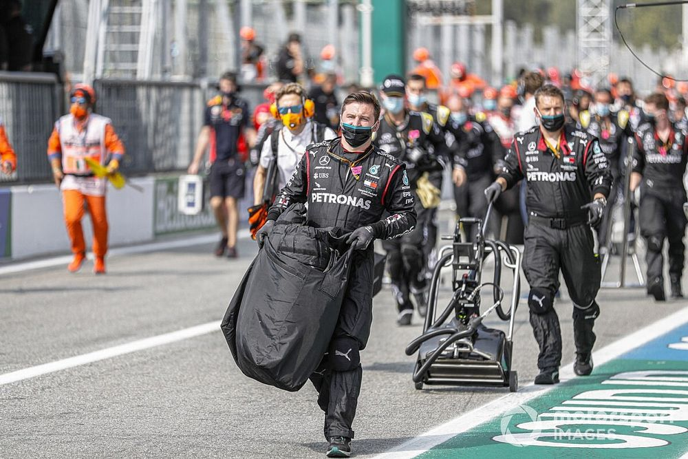 COVID restrictions making new-track work harder for F1 teams