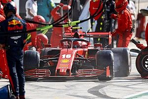 """Leclerc: """"Ho sbagliato, ma era dura guidare questa Ferrari"""""""