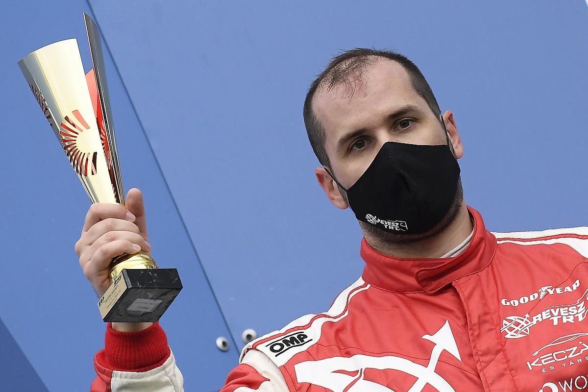 Esős futamon második hellyel kezdett Kiss Norbert a kamionos Európa-bajnokság magyar futamán
