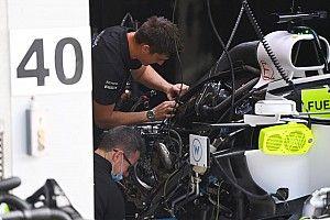 Los detalles de los coches de F1 en el GP de Bélgica