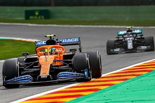McLaren agradece la gran ayuda de Mercedes para 2021