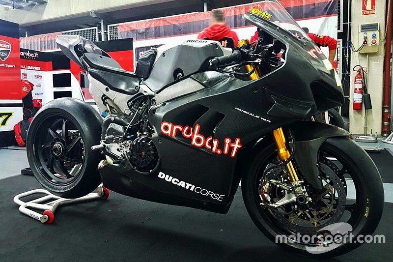 Ducati presenterà il team Superbike 2019 e la Panigale V4 R il 4 febbraio a Bergamo