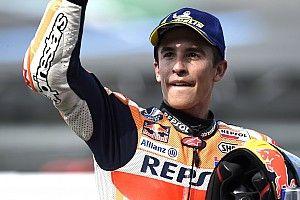 """Marquez: """"Dal 2015 ho imparato che un 3° posto non è una sconfitta, ma un passo per il titolo"""""""