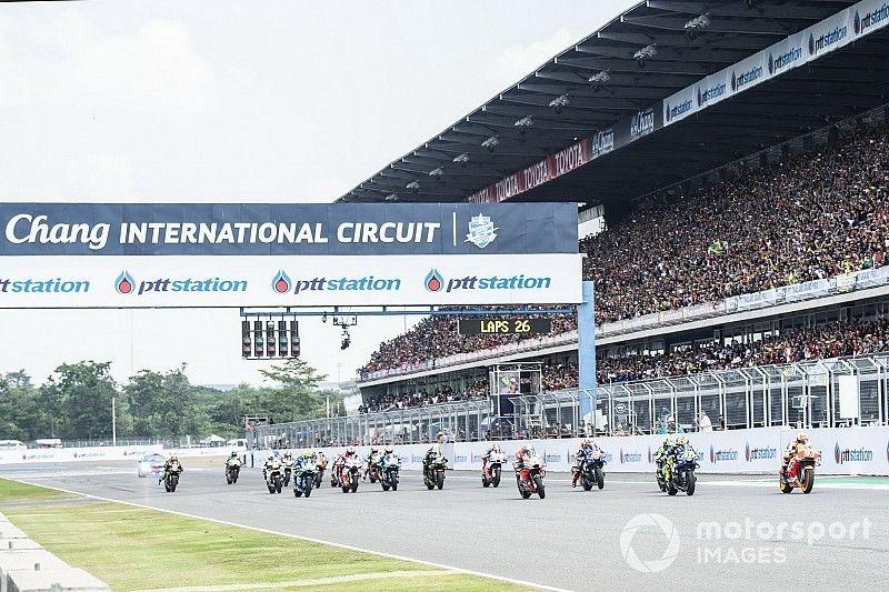 GP de Thaïlande : le point sur les duels entre coéquipiers
