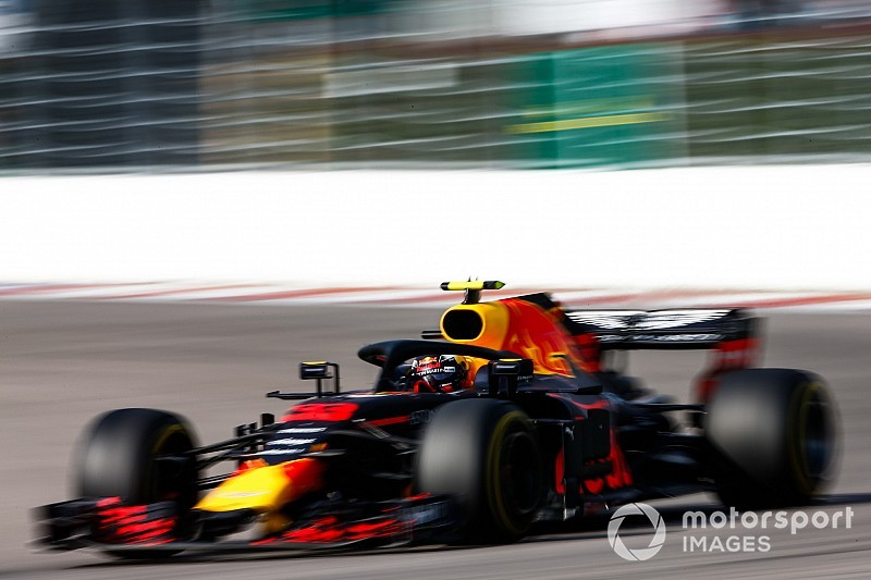 Verstappen called off race charge to save engine