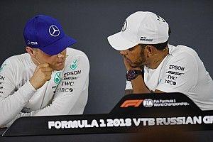 هاميلتون: لم أرغب باعتماد أوامر الفريق في سباق روسيا