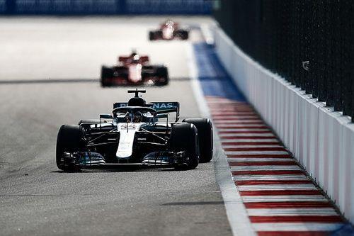 Hamilton wil circuit van Sochi in tegengestelde richting rijden
