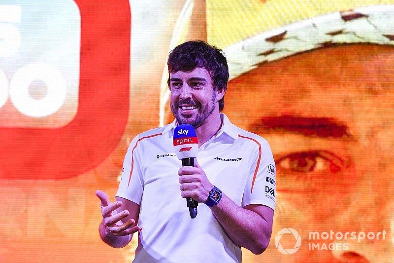 Alonso está cerca de cerrar un acuerdo para correr las 24 Horas de Daytona en 2019