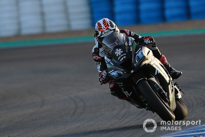 Rea ends 2018 fastest in final test of the year