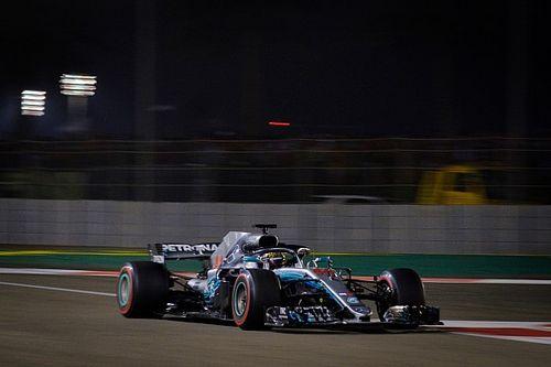 How Hamilton won 'race zero' of 2019