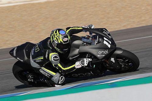 Buon esordio per il team Gresini nei test di MotoE a Jerez con Savadori e Ferrari