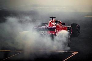 F1 2019: pályabejárás a Ferrarival az évadzáró Abu Dhabi Nagydíjról