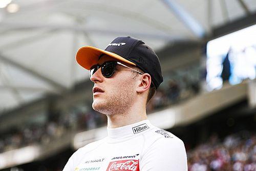 Vandoorne señala que McLaren no tenía confianza en él