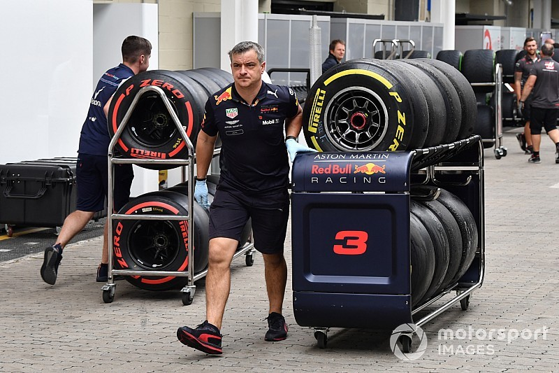 F1 extends Pirelli tyre supply deal to 2023