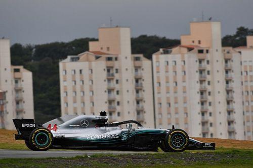 ¿Por qué Hamilton escapó de una investigación en la calificación en Brasil?