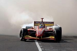 C'était un 11 novembre: dernier succès en Champ Car pour Bourdais