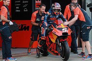 """Espargaró : Chez KTM, """"nous faisons confiance à Johann à 100%"""""""