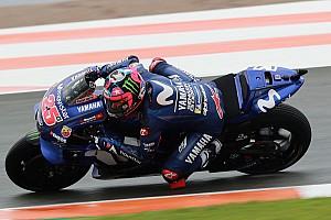 MotoGP Valencia: Vinales pole position, Marquez terjatuh