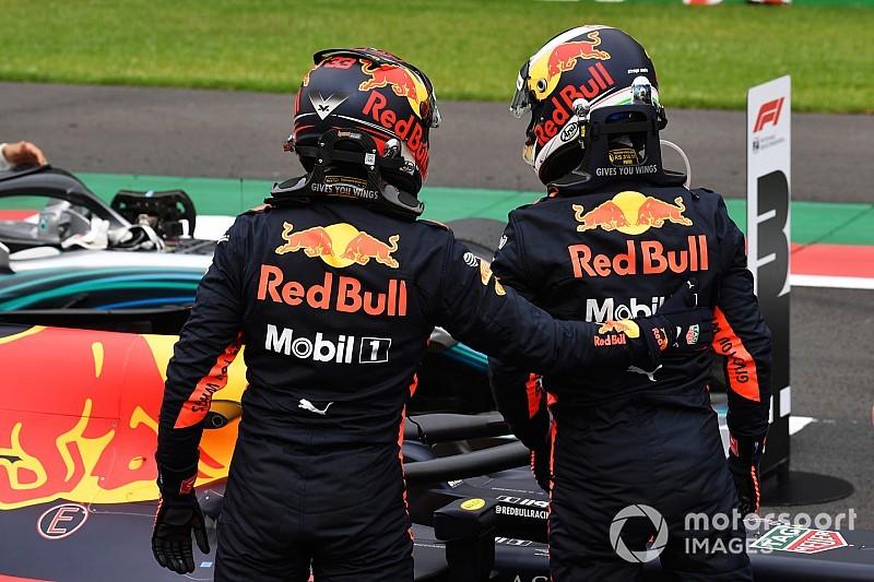 Red Bull: Verstappen és Ricciardo szabadon versenyezhet egymással, de nem az első kanyarban kell megnyerni a futamot