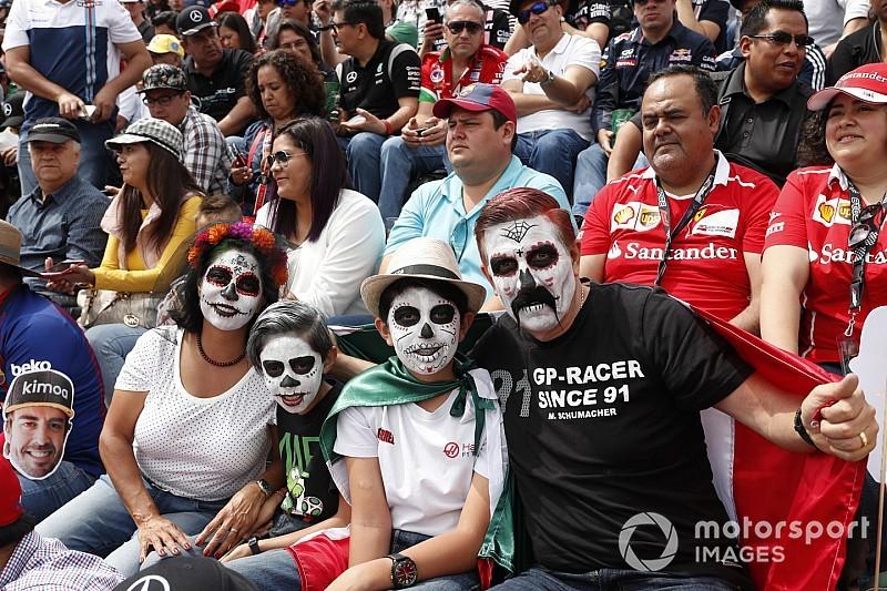Mexikói Nagydíj a kulisszák mögött: óriási hangulat, hatalmas show, rengeteg néző