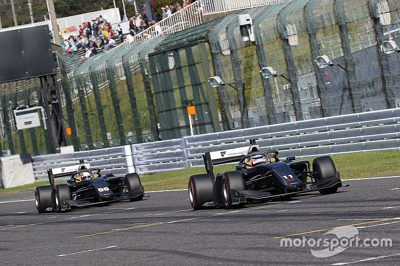Sato, Nakajima complete 2019 Super Formula demo