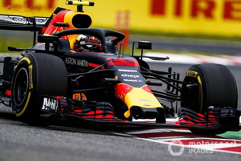 Verstappen no esperaba obtener el tercer sitio tras los problemas del viernes
