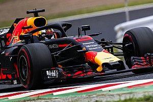"""Horner: """"El problema de motor de Ricciardo no debería suceder en este nivel"""""""