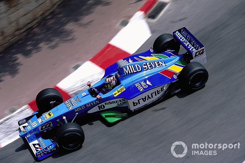 The one-second F1 tech gain that made a car slower