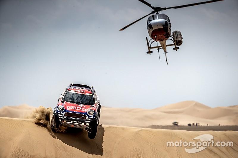 Тема дня: «Дакар» в Аравії - гроші чи спортивний інтерес