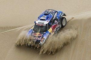 Dakar, Sainz è fermo nella Tappa 3: si è rotta una sospensione sul suo buggy MINI!