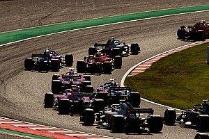 F1 sluit experimenten met format GP-weekend uit