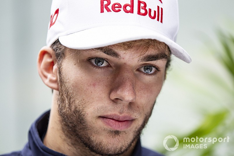 Red Bull-coureur Gasly debuteert in Race of Champions